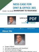Businesscaseforsharepointandoffice365 150314204010 Conversion Gate01
