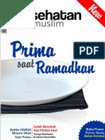 Majalah Kesehatan Muslim Edisi I