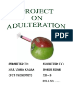 Adult Ration