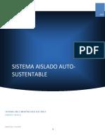 Sistema Aislado Auto