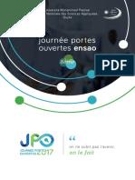 Dossier de sponsoring JPO ENSA Oujda 2016-2017
