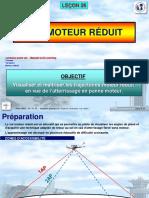Briefing 26 Vol Moteur Reduit