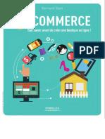 Eben, Bernard E-commerce  tout savoir avant de créer une boutique en ligne !