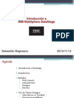 2013-11-13 12.23 Capacitacion Datastage - 1era Parte