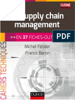 (Cahiers Techniques.) Baron, Franck_ Fender, Michel-Pratique Du Supply Chain Management-Dunod, L'Usine Nouvelle (2014)