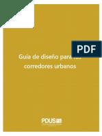 VIII_Guia II Corredores Urbanos PDUS Ciudad de Juarez.pdf
