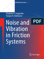 Noise and Vibration in Friction Systems [2015]
