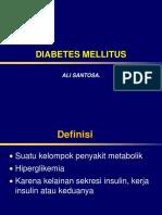 Kuliah 6.1 - Regulas Insulin (Dr.ali, SpPD)