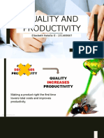 QUALITY AND PRODUCTIVITY.pptx