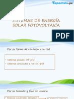 Unidad 3 - Sistemas Fotovoltaicos