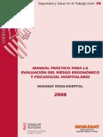 Avaliação Do Risco Ergonômico e Psicosocial Hospitalar