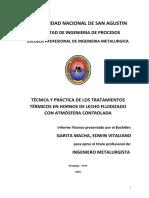 Técnica y Práctica de Los Tratamientos