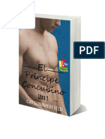 Cat Summerfield - El Príncipe Concubino 01