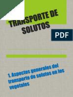 Transporte de Solutos Exposiocion