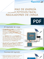 Unidad 5 - Equipamiento Auxiliar de Sistemas Fotovoltaicos (BOS)-Controlador de Carga
