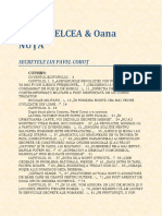 Delcea, Eugen - Secretele lui Pavel Corut.docx