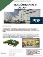Eia Hospital Callao