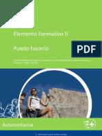 EF II Autoconfianza Puedo Hacerlo v.1.1