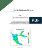 Estimación de Recursos Mineros 3.pdf