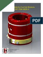 Hi-Kalibre Actuator Manual