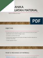 Mekanika Kekuatan Material_kul 1