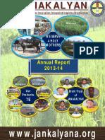 JANAKALYAN17AnnualReport2013-14