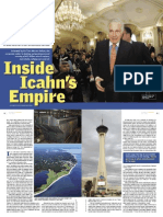 Inside Icahn's Empire