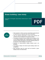 Green Building Case Sttudy