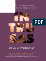 1 Intrusas en La Universidad