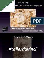 Introducción al TALLER DA VINCI versión 4-4