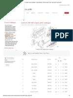Cummins 4BT_6BT Engine Parts Catalogue---Diesel Engine, Diesel Engine Parts, Generator Set Exporter