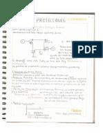 Cuaderno de Protecciones