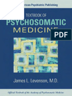 Textbook of Psychosomatic Medicine