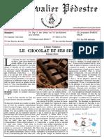 Le chevalier pédestre (Le journal du lycée Jean Monnet - Mortagne au Perche) - été 2015