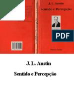 AUSTIN, J. L. - Sentido e Percepção
