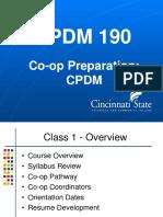 CPDM190-ResumeDevelopment