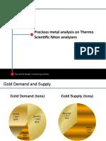 Niton XRF Precious Metals