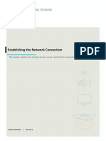 Establishing Network Connections