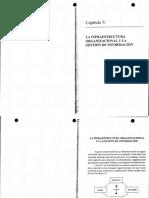 Capítulo V al IX - Gestión de Información en las Org