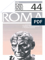 44 La república tardía Cesarianos y pompeyanos - González Roman.pdf