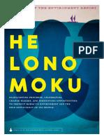 2017 He Lono Moku Report