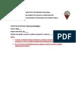 PLANTILLA CARÁTULA PARA TAREAS Y ENTREGAS DE TRABAJO  GRUPAL E INDIVIDUALDIRECCIÓN ESTRAT..doc