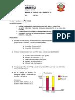 Examen Bimestre IV Unidad