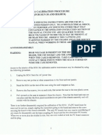 Sencore SC61 Calibration Procedure.pdf