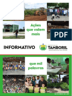 Informativo Prefeitura de Tamboril-Dezembro de 2017
