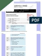 11 Unad Examenes Diseño de Proyectos Sociales