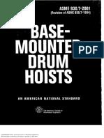 Asme B30 7 2001 Base Mounted Drum Hoists.pdf