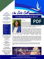 Z Call December 2017