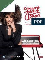 Eideburgh Jazz festival guide 2017