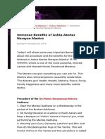 Tmp 18013 Immense Benefits of Ashta Akshar.html 581008977